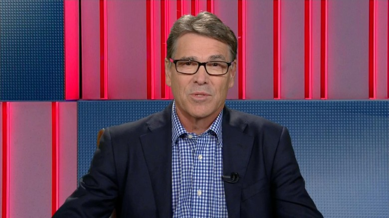 Rick Perry: Khizr Khan shouldn't get a free ride