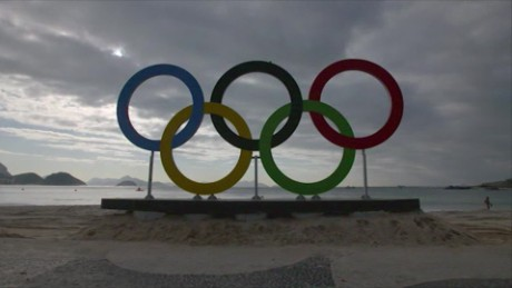 Olympic rules control athletes and brands