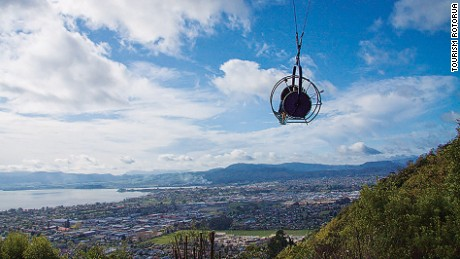The Skyswing hits speeds up to 150 kph.