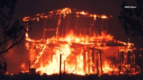 California wildfire forces 82,000 to evacuate