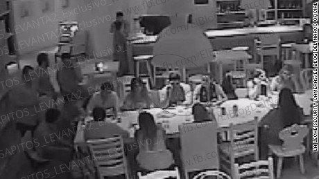 Six men were abducted from a posh restaurant in Puerto Vallarta, Mexico, on August 15. One of them was drug lord El Chapo's son.