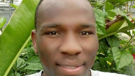Sudanese refugee Aziz Adam is still on Manus Island.