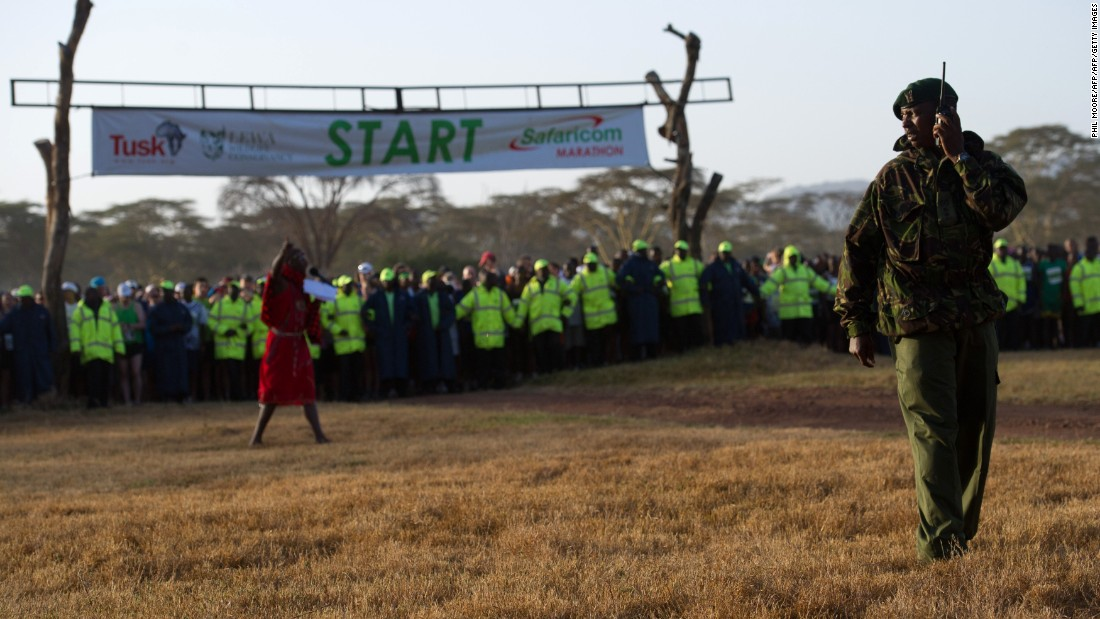 Kenyan tourism authorities are seeking to develop new attractions beyond Iten. The Lewa marathon has grown from 180 runners in 2000 to over 1,200 in 2015, and has raised over $5 million for conservation efforts in the area.