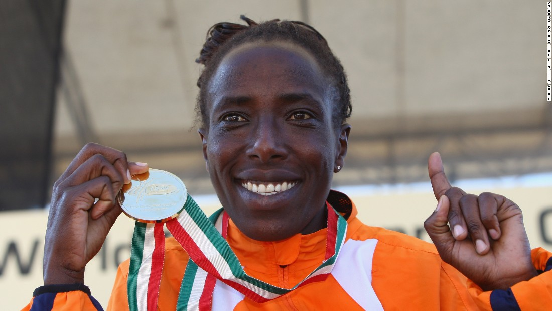 "Lornah Kiplagat says it is no longer only elite athletes that visit, but a range of more casual tourists, who want ""something different to beach holidays."""