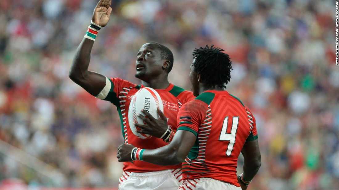 Around $20 million of new funding is to be invested in new sporting facilities, including for athletics and rugby, which is increasingly popular through the 'Safari Sevens' tournament in Nairobi.