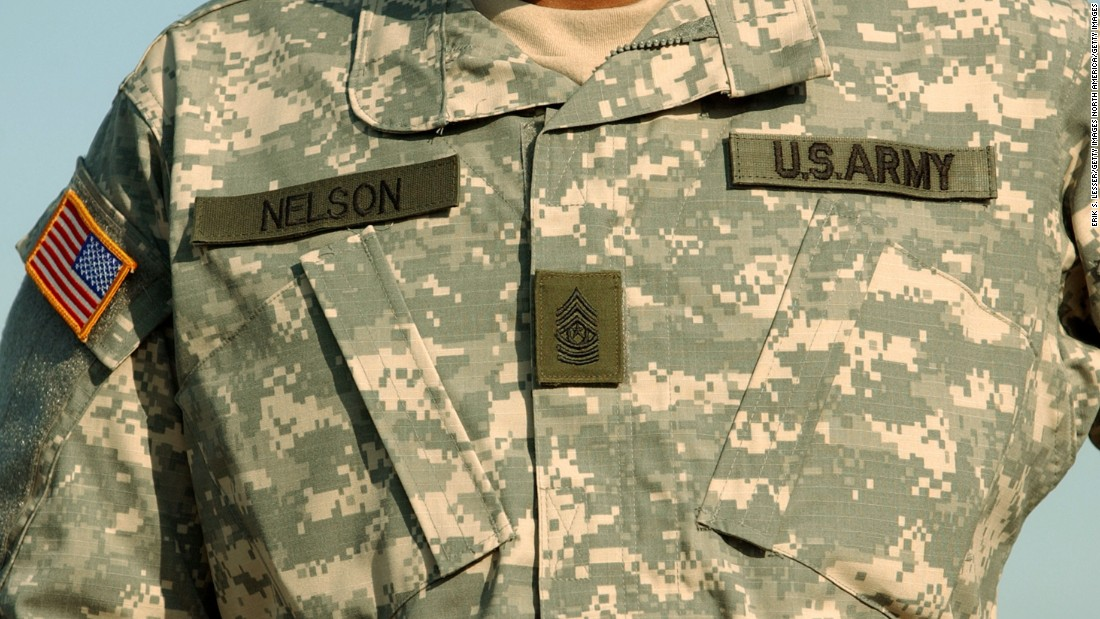 The Army Combat Uniform, displayed in 2005, includes a universal camouflage pattern with moisture wicking, intended to provide functionality and good ergonomics.