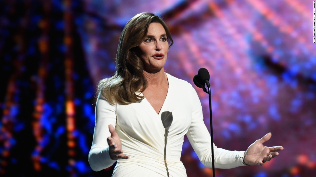 """Bruce Jenner became an instant sensation when he won the gold medal in men's decathlon at the 1976 Summer Olympics in Montreal. He found fame in television and became a reality TV star with his extended family's show, """"Keeping Up With the Kardashians."""" In 2015, she revealed her transgender identity and <a href=""""http://www.cnn.com/2015/06/01/entertainment/bruce-caitlyn-jenner-vanity-fair-feat/"""">changed her name to Caitlyn</a>."""