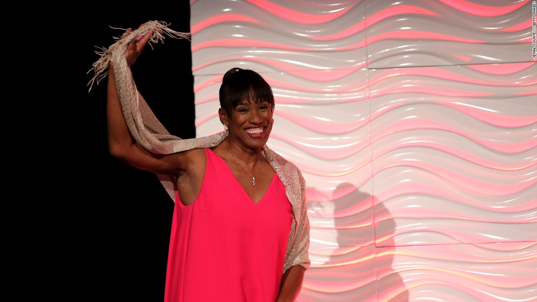 "<a href=""http://jackiejoynerkersee.com/"" target=""_blank"">Jackie Joyner-Kersee</a> is a six-time Olympic medalist, participating in the Games from 1984 through 1996 and winning three track and field golds. The world heptathlon record she set at the 1988 Seoul Games remains unbroken. She founded the <a href=""https://www.facebook.com/jjkfoundation/"" target=""_blank"">Jackie Joyner-Kersee Foundation</a> to provide resources for people to improve their quality of life."