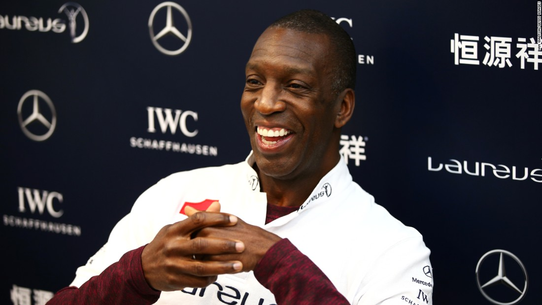"""In Atlanta in 1996, sprinter <a href=""""https://www.olympic.org/michael-johnson"""" target=""""_blank"""">Michael Johnson</a> became the only man to win the gold medal in both 200 meters and 400 meters in one Olympiad. In 2007, <a href=""""http://money.cnn.com/2016/08/03/technology/olympics-michael-johnson-google/"""">Johnson opened Michael Johnson Performance</a>, which provides training and support services for amateur and professional athletes. He serves as a BBC commentator for the Rio Olympic Games."""
