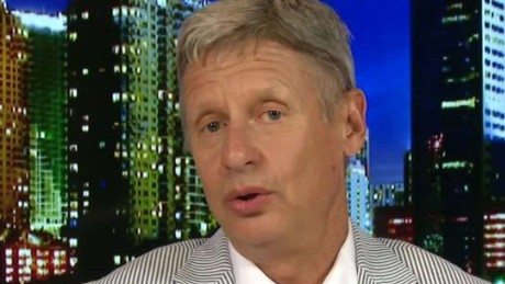 what is missing from 2016 race gary johnson intv ctn_00004521