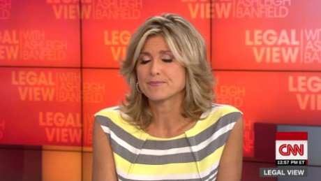 exp CNN's Ashleigh Banfield joins HLN_00002001