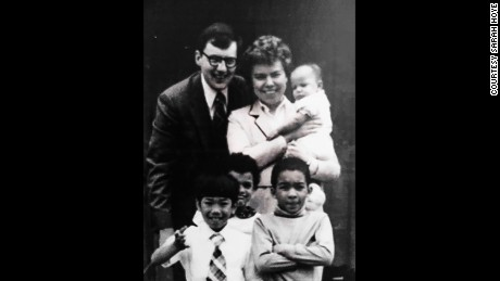 Tom and Letty Hoye raised their three children in Milwaukee in the 1980s and '90s.