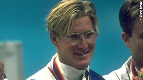 Olympic gold medalist remembers own 1988 prank fallout