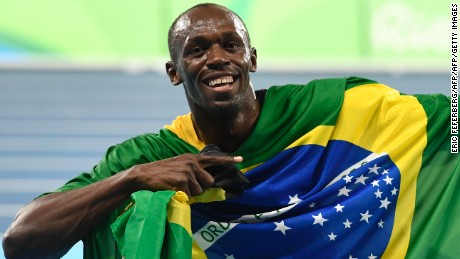 Usain Bolt set unprecedented record after completing his triple-triple at the 2016 Olympics. Bolt's record in Olympic finals is nine races, nine wins
