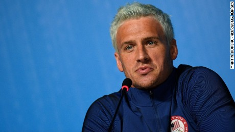 Rio Police Officially Charge Ryan Lochte With False Robbery Repot