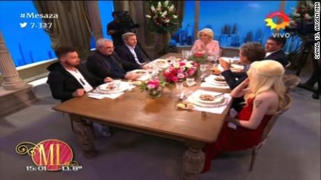 cnnee cafe carlos montero en almorzando argentinos olimpicos _00030808