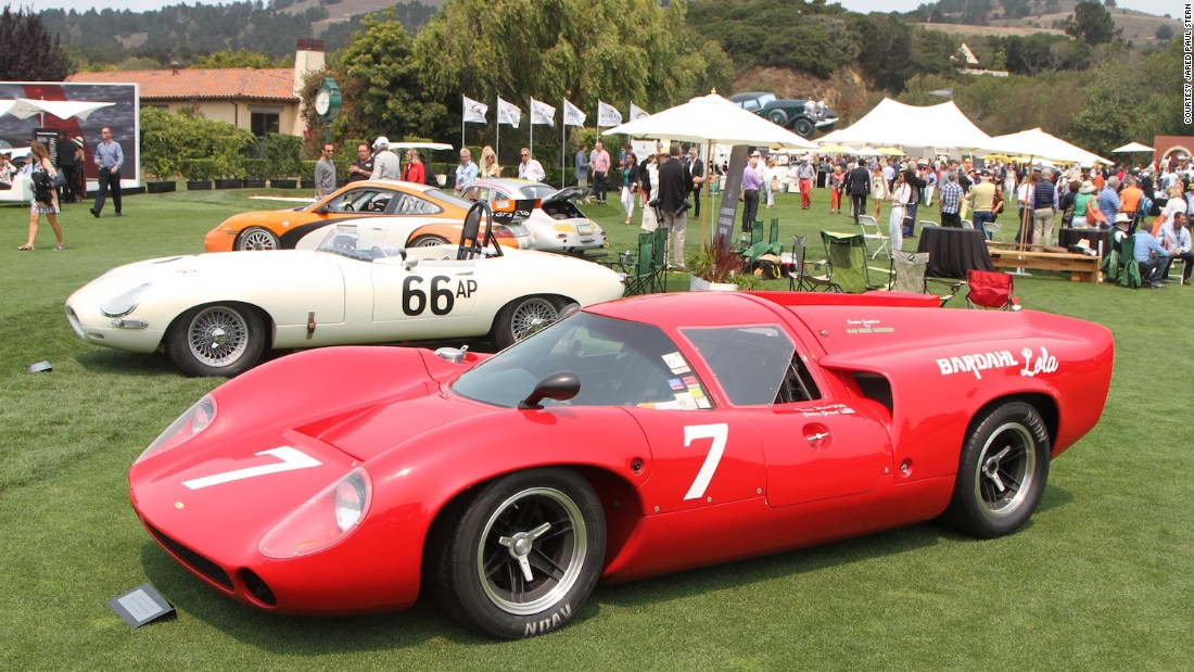 Lola Cars was one of Britain's oldest racing car manufacturers until it closed in 2012.