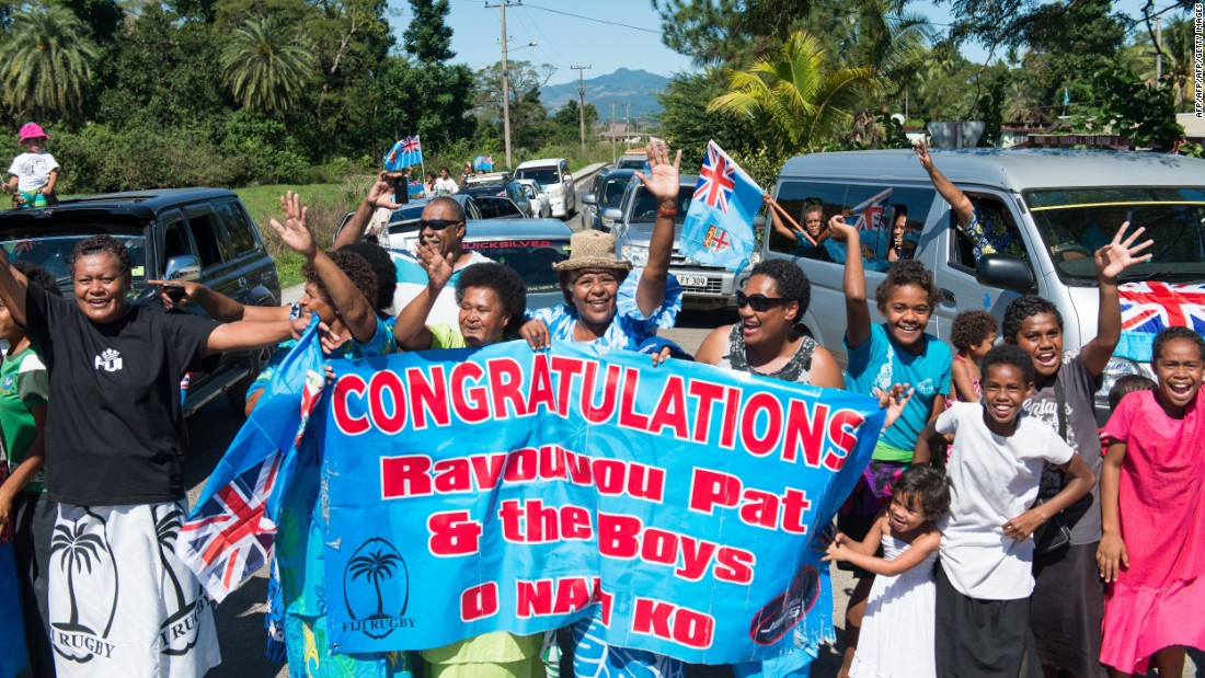 Fiji had not won an Olympic medal before its rugby side struck gold at Rio 2016. The triumph was one of the highlights of the Games.