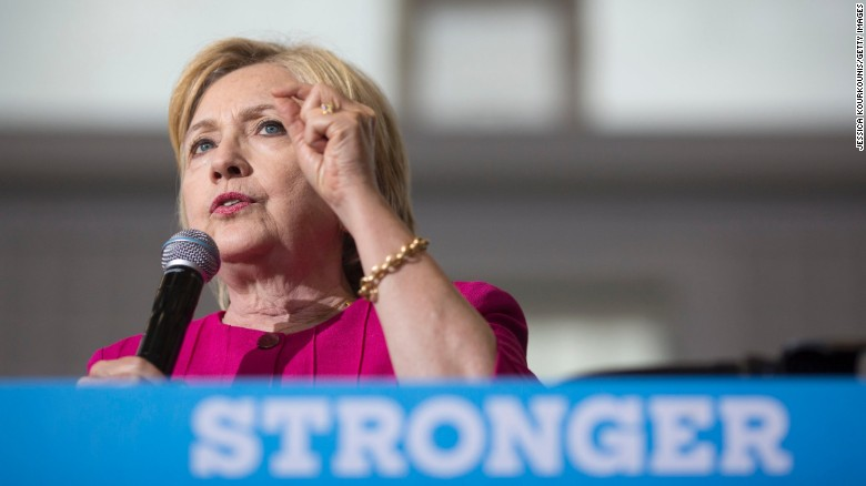 Clinton laughs off email and health questions