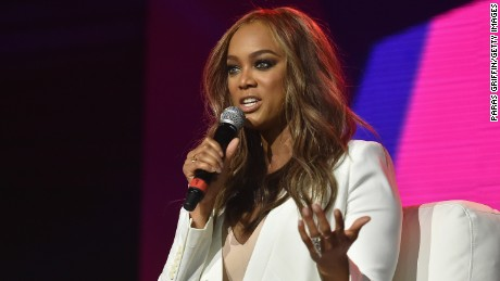 Tyra Bankswill be lecturing and co-teaching at Stanford Business School next year.