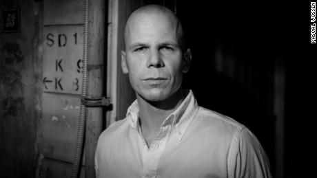 Photographer Pascal Vossen
