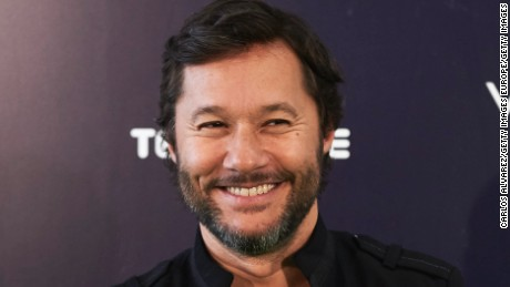 """TENERIFE, SPAIN - MARCH 03:  Singer Diego Torres attends the """"Cadena Dial"""" 2015 awards press room at the Recinto Ferial on March 3, 2016 in Tenerife, Spain.  (Photo by Carlos Alvarez/Getty Images)"""
