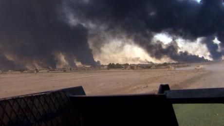 ISIS' battle tactics