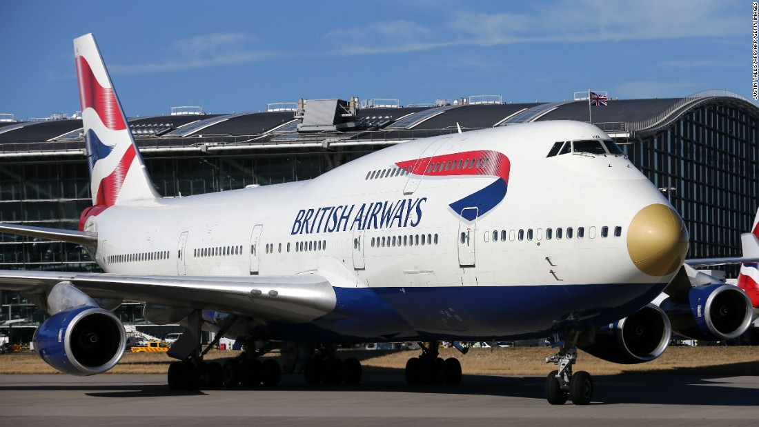 "Team GB arrived home Tuesday on a gold-nosed aircraft appropriately named ""victoRIOus."""