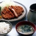 Japan food3 Tonkatsu ©JNTO