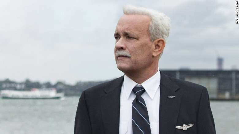 Tom Hanks: 'Captain Sully is a hero'