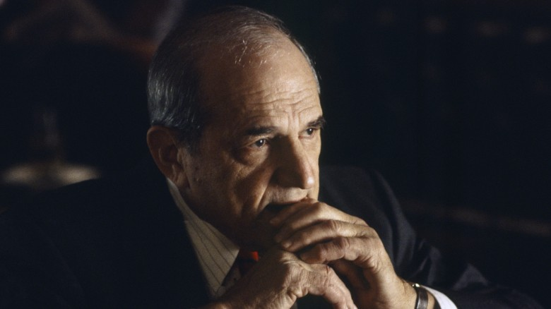 'Law & Order' actor Steven Hill dies