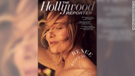 renee zellweger hollywood reporter