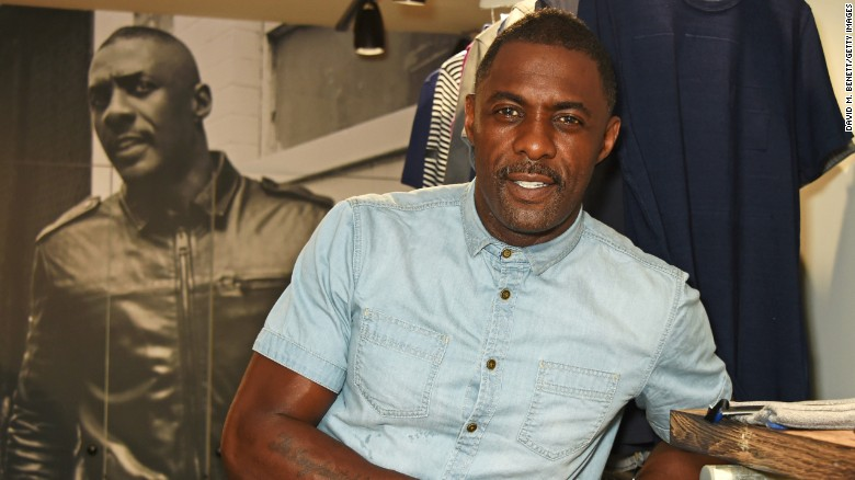 Idris Elba is training to become a professional kickboxer.
