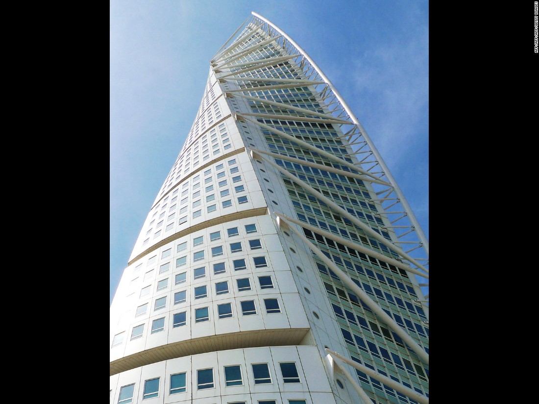"""The unconventional form of a twisting building means every component of tall building design must be rethought,"" says the CTBUH report author, Shawn Ursini."
