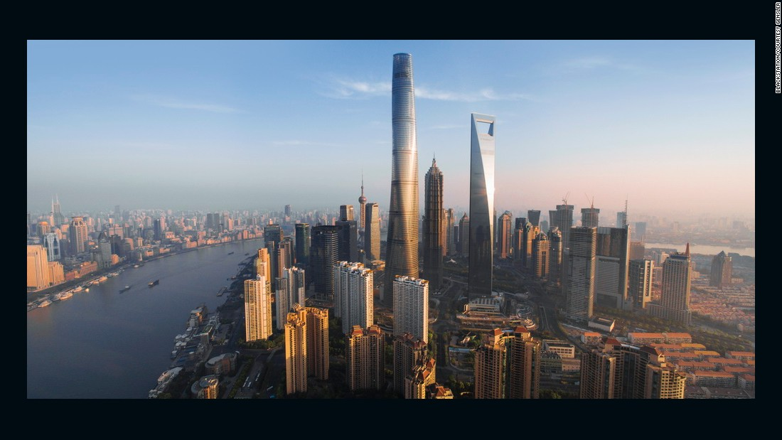 China leads the way on this year's tallest buildings