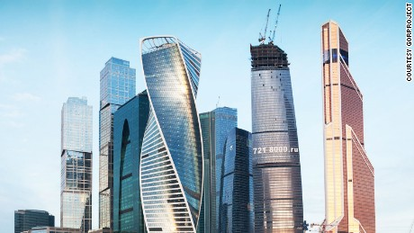 Twisted towers: Number of spiraled skyscrapers soars