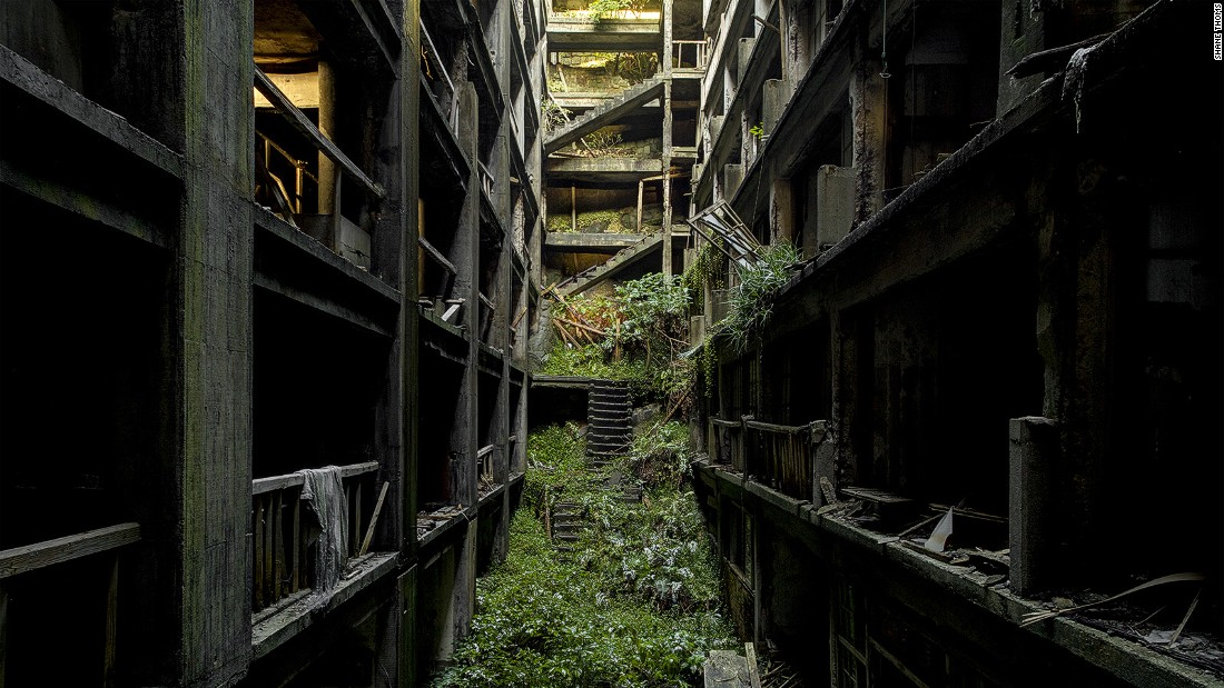 """In Japan, <a href=""""https://www.instagram.com/violent_crumble/"""" target=""""_blank"""">photographer Shane Thoms</a> has been capturing niche but growing """"ruin"""" tourism for his upcoming Melbourne exhibition, """"Haikyo: The Modern Ruins of Japan."""""""