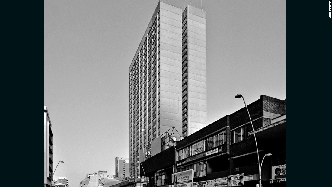 The Hillpoint Highbrow was one of the most ambitious developments, standing over 100-meters tall, and providing stylish accommodation for the city elite on top of a popular cinema. <br /><br />The towers later fell into dilapidation as the surrounding area declined, and continues to suffer with high rates of crime and poverty.