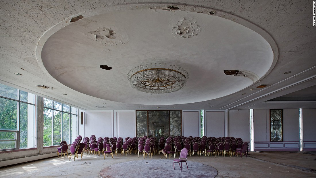 The Fallside is soon to be reborn. Work has begun by new owners to update the luxury hotel.