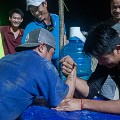 Hang Son Doong 11Arm-Wrestling