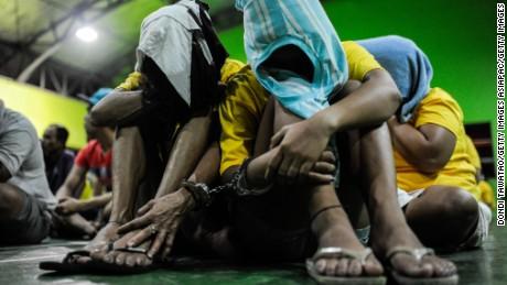 Philippines cracks down on drugs