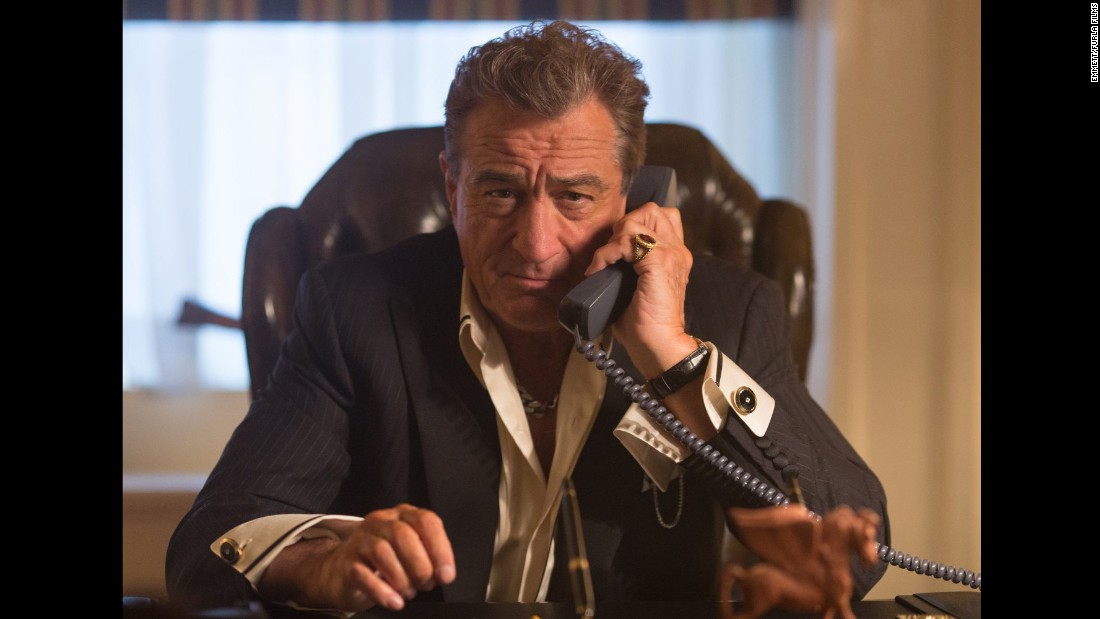 "<strong>""Heist""</strong> : Robert De Niro plays an unsympathetic casino head in this crime thriller.<strong> (Amazon Prime, Hulu) </strong>"