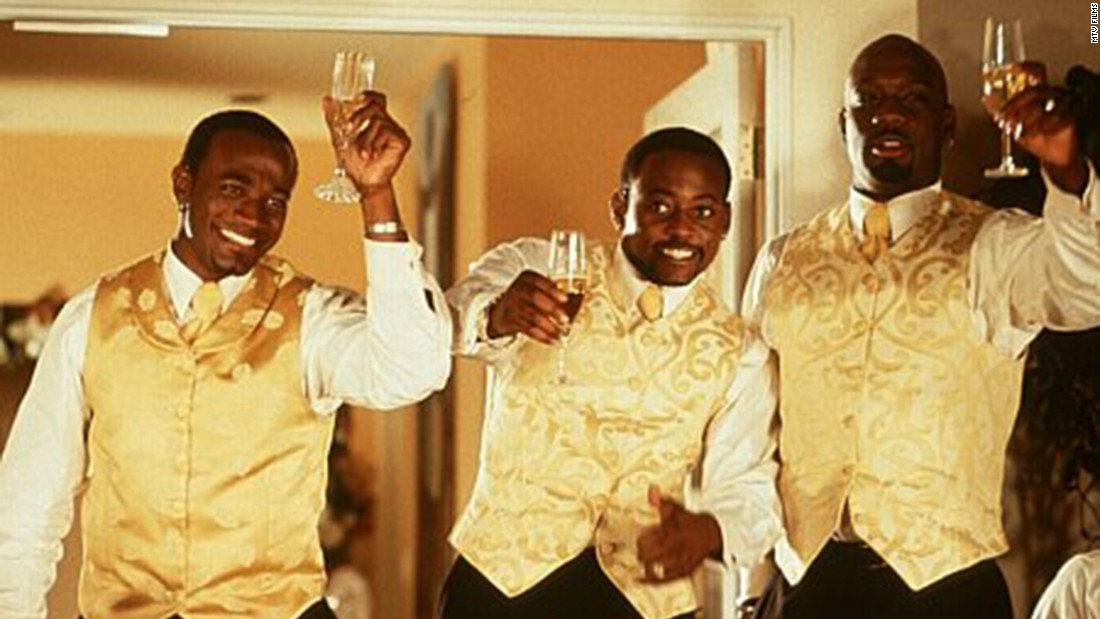 """<strong>The Wood""</strong> :  Taye Diggs, Omar Epps, and Richard T. Jones play friends who grapple with love and life in this coming of age flick. <strong>(Hulu) </strong>"