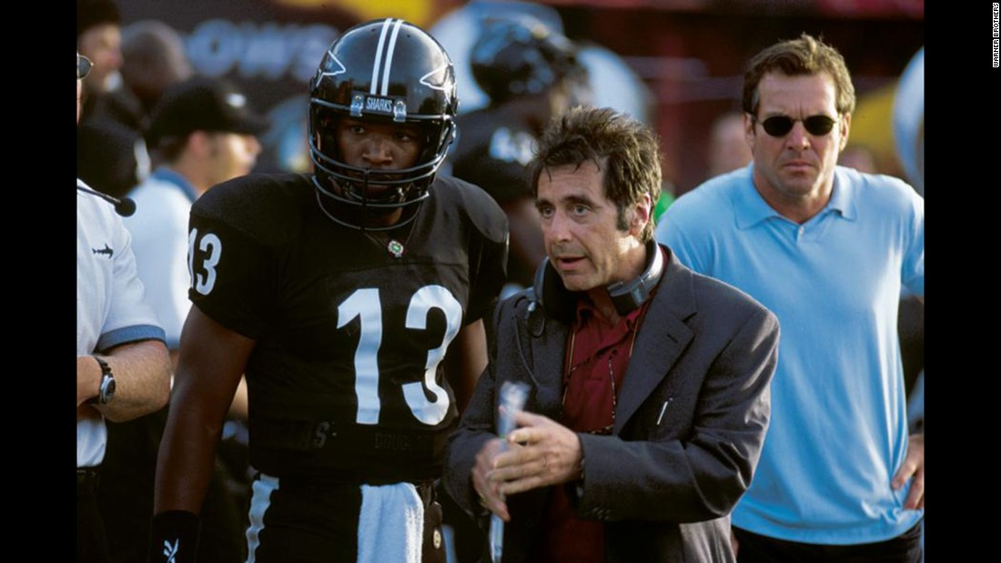 "<strong>""Any Given Sunday"" </strong>: They play hard and live hard in this sports drama about a football team starring Jamie Foxx, Al Pacino and Dennis Quaid. <strong>(Amazon Prime) </strong>"