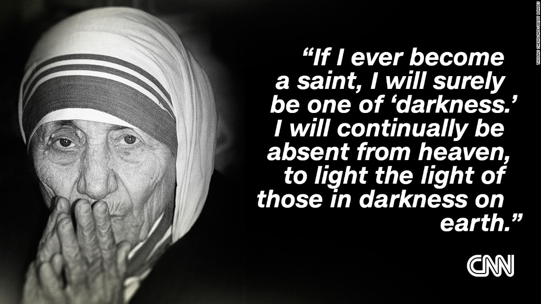 Mother Theresa quote 12