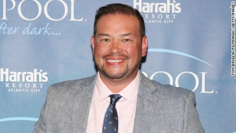 DJ Jon Gosselin performs at The Pool After Dark at Harrah's Resort on Saturday  May 30, 2015 in Atlantic City, New Jersey.
