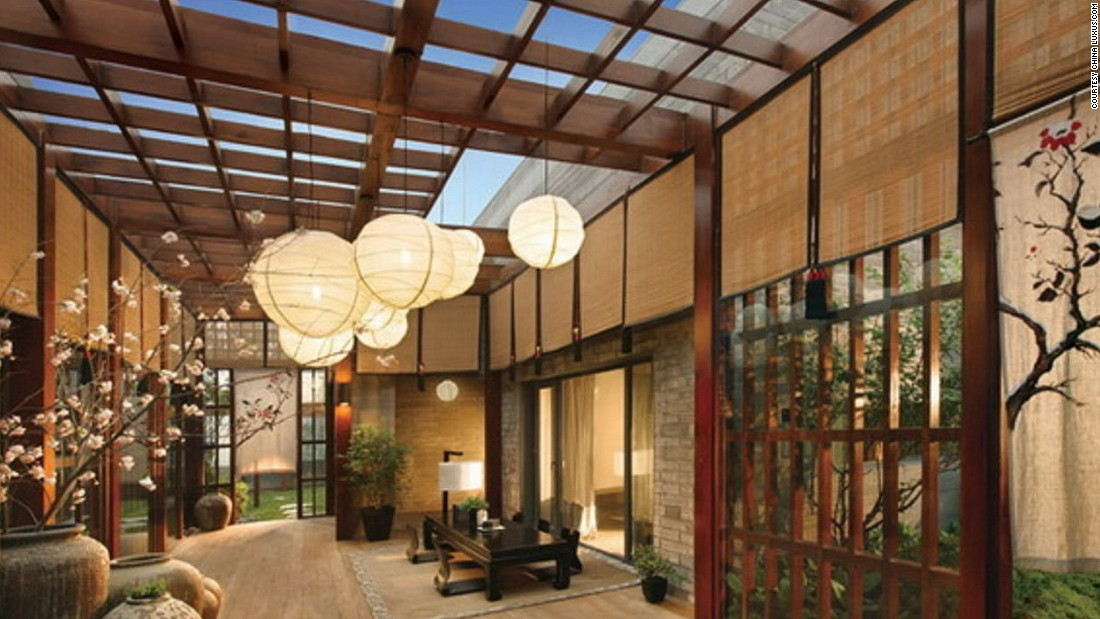China 39 s super wealthy shun western looking homes for Modern chinese house design