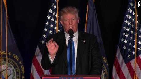 Republican presidential nominee Donald Trump holds a campaign rally in Manchester, New Hampshire this afternoon. His remarks are expected at 1pm. CNN's Jason Carroll is there.      LIVE  EVENT    RX        846      ATL    RX        955      DC       Source                        Pool         LIVE REPORTER/CUTS       RX        551      ATL/DC       Source            CNN       *signals are up now