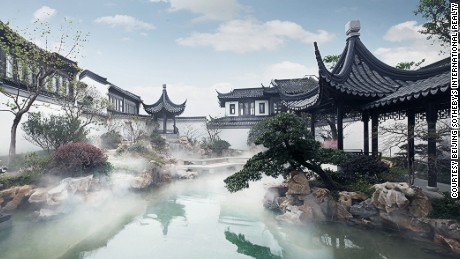 Turning to tradition: Why China's super wealthy don't want western-looking homes anymore