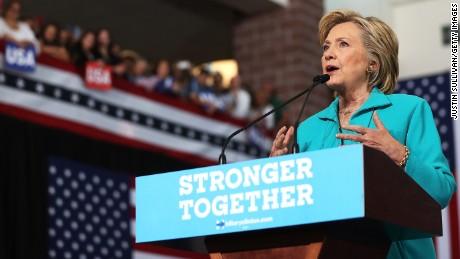 Clinton's straight talk on Trump and alt-right